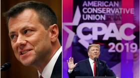 Theatrical play based on Strzok/Page texts staged at CPAC gives Dems' Mueller-mania a run for its money