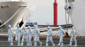 Diamond Princess cruise ship quarantine extended after Japan finds 3 more cases of coronavirus on board