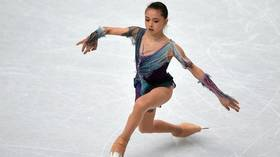 Ballerina on ice: Meet Kamila Valieva – the  up & coming Russian star aiming to dethrone figure skating leaders
