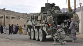 US & Afghan forces come under 'direct fire' in eastern Afghanistan