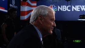 'Unhinged': MSNBC host Chris Matthews goes on bizarre rant about mass executions & 'the Reds' while discussing Bernie Sanders