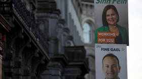 Irish election too close to call as 'historic' surge by left-wing nationalist Sinn Fein stuns establishment