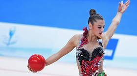 'My life was divided between sport and struggling with this illness': Russian gymnastics star Soldatova opens up on bulimia battle