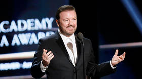 'Rich sex pests of all shapes': Gervais trolls Oscars 'diversity' without even showing up