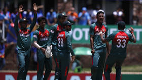 'No place in cricket!' U-19 World Cup ends in 'shameful fight' between Bangladesh and India players (VIDEO)