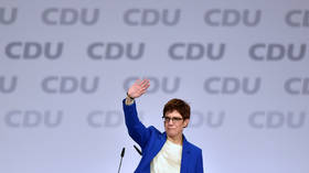 Merkel's would-be successor Kramp-Karrenbauer won't run for chancellor, steps down as CDU head amid ruling coalition mayhem