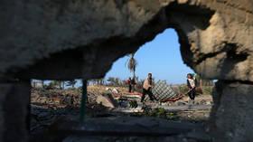 Egyptian mediators visit Gaza after renewed Israeli airstrikes against militants – report