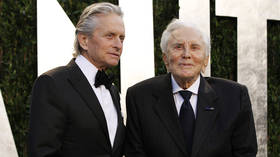 'Sounds legit': Michael Douglas says his father Kirk's last words endorsed Bloomberg