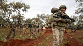 Erdogan vows to strike Syrian army 'everywhere' if Turkish soldiers attacked, while also talking Idlib de-escalation with Putin