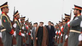 Afghan President Ghani cites 'notable progress' in US-Taliban talks