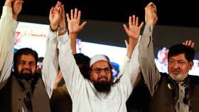 Mumbai raid suspect that left 150+ people killed sentenced to 5 years in Pakistan for financing terrorism