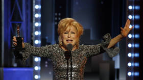 'Too polite'? Bette Midler says Dems must 'toughen up' in wake of car attack on GOP volunteers