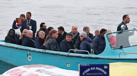 European diplomats visit Kashmir to check India's loosening of clampdown