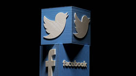 Sad face emoji? US social media giants Facebook & Twitter fined by Moscow court as server location impasse intensifies