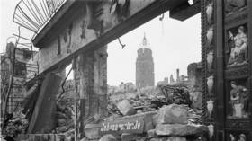 1945 Dresden bombing's lesson is the same 75 years on: Might still makes right