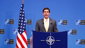 US & Taliban negotiated proposal for 7-day reduction in violence, Pentagon chief Esper says