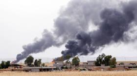 Two rockets strike K-1 base hosting US troops in Kirkuk, Iraq