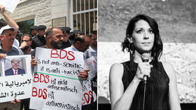 Anti-BDS laws are meant to censor & control speech, journalist Abby Martin tells RT after suing Georgia govt over cancelled talk