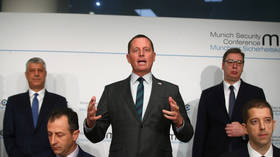 Serbia & Kosovo sign US-brokered rail, road deals in Munich