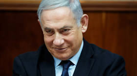 'Maybe it was the Belgians': Netanyahu claims ignorance after reports of missiles fired over Damascus