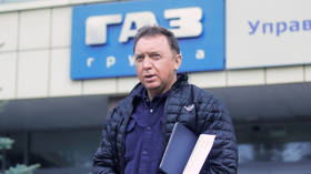'He didn't even trust me with a pen!' Russian tycoon Deripaska rubbishes Putin money laundering accusation