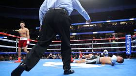 'I just prayed he got up': Rising star Garcia OBLITERATES opponent with KO of the year contender (WATCH)