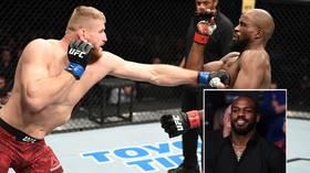 'LYING to the fans': Jon Jones accuses Dana White of 'BULLSH*T' over claims UFC champ demanded 'absurd money' for Ngannou fight