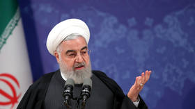 Iran will never talk to US under pressure or from 'position of weakness' – President Rouhani