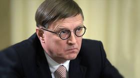 Top judge says Russia shouldn't be considered successor of 'repressive, terrorist, illegal' Soviet Union, Kremlin disagrees