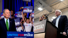 Wrong kind of 'energy'? Bloomberg takes on the 'Bernie Bros'… using Hillary Clinton-style tactics