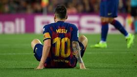 Barcelona on the brink of civil war? Social media scandal will fuel speculation surrounding Messi's future at Catalan giants
