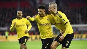 Borussia Dortmund's free-scoring wunderkinds train sights on PSG in Champions League last 16 showdown