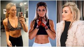 Leah McCourt: Meet the  Conor McGregor stablemate on the brink of MMA superstardom (PHOTOS)