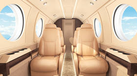 Only if you're rich: Coronavirus fears spark demand for private jet travel