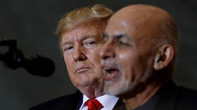 Afghan President Ghani wins 2nd term – election commission