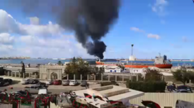 Libya's GNA scraps peace talks after attack on ship 'loaded with weapons' at Tripoli port