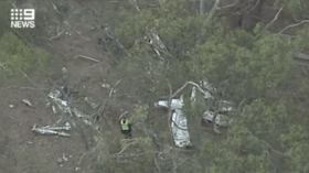 4 killed after two planes COLLIDE MID-AIR near Melbourne, Australia (PHOTOS, VIDEO)