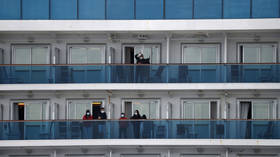 Last ones to leave: 130+ Indian crew members to remain quarantined for TWO MORE WEEKS on coronavirus-hit cruise ship
