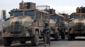 Turkish military op in Idlib only 'matter of time', Erdogan warns Damascus