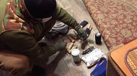 Home-made bombs tested on PETS: New Columbine-style school massacre thwarted in Crimea, 2 teen suspects arrested