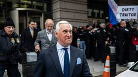 Roger Stone's conviction is the last hope to save RussiaGate