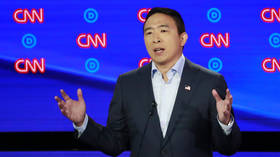 U-turn: Ex-Democratic candidate Andrew Yang joins CNN as political commentator