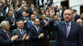 Erdogan slams EU plan to enforce Libya arms embargo