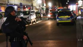 WATCH German police respond to mass shooting spree in Hanau (PHOTOS, VIDEOS)