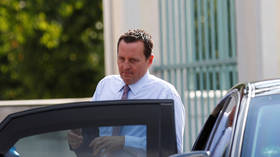 Trump 'hitman' Richard Grenell tipped to take over as US intelligence boss