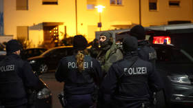 German police raid Hanau shooting suspect's home, discover him 'dead with another body nearby'