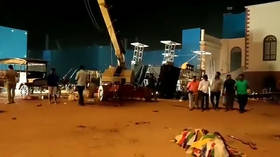 'Horrific accident': 3 killed, 10 injured after crane collapses on 'Indian 2' movie set (PHOTOS)