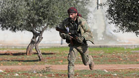 'Terrorists' launch major attack against Syrian Army in Idlib, 'pro-Turkish' militants involved