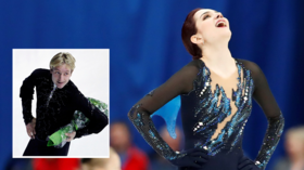 'She can't compete against quad-jumping skaters': Russian Olympic champ says Medvedeva should retire