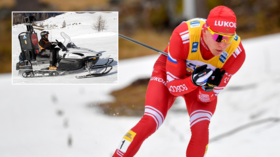 'They may have paid the driver': Norwegian skiers accuse Russian competitor of winning race with help of snowmobile